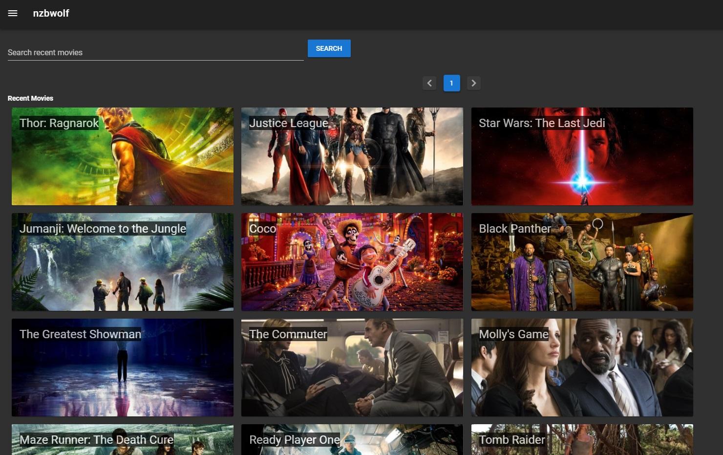 Index download movie